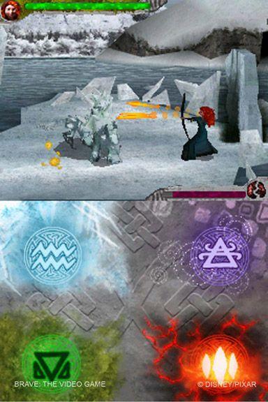 Merida: Das Videospiel - Screenshots - Bild 9
