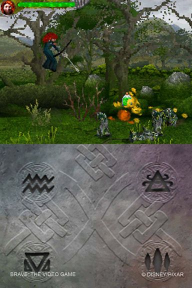 Merida: Das Videospiel - Screenshots - Bild 7