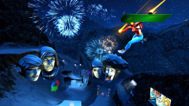 SSX DLC - Screenshots - Bild 3