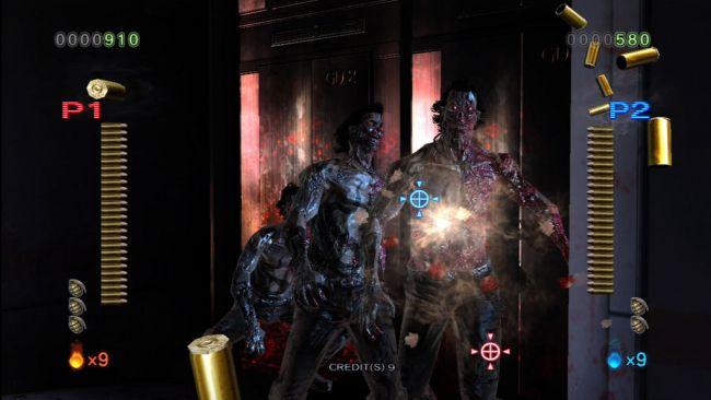 The House of the Dead 4 - Screenshots - Bild 1