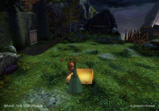 Merida: Das Videospiel - Screenshots - Bild 11