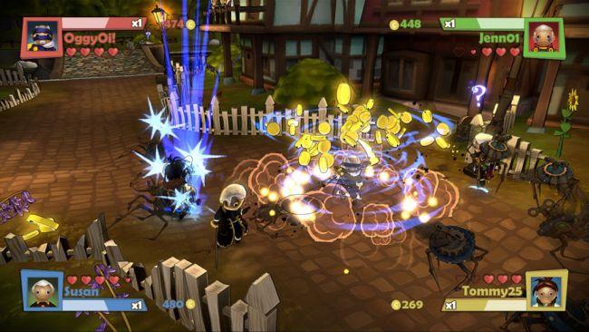 Fable Heroes - Screenshots - Bild 1