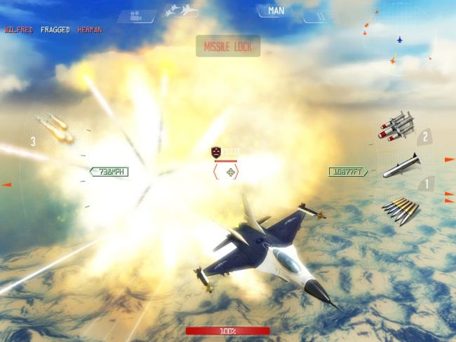 Sky Gamblers: Air Supremacy - Screenshots - Bild 10