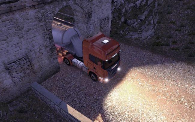 Scania Truck Driving Simulator - The Game - Screenshots - Bild 7