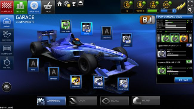 F1 Online: The Game - Screenshots - Bild 5