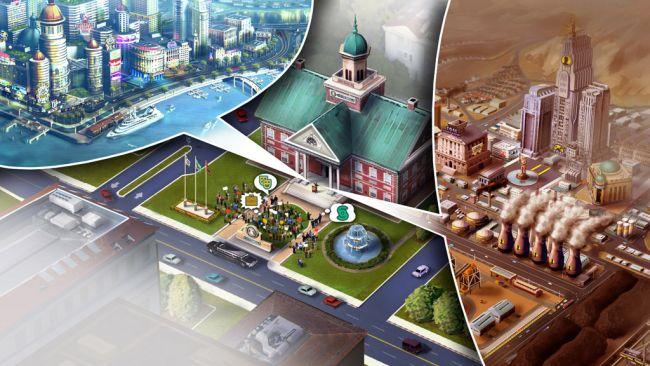 SimCity - Artworks - Bild 3
