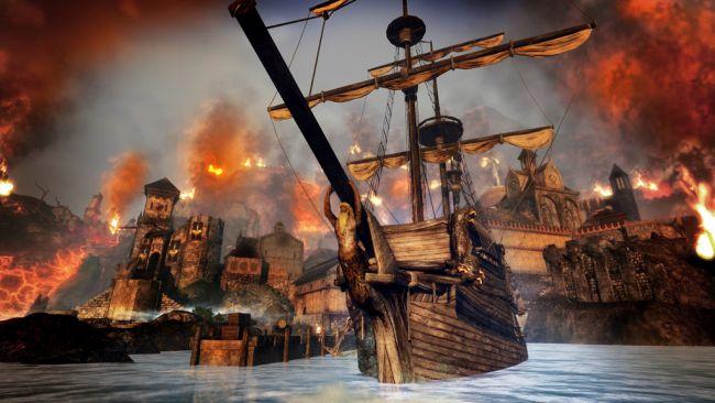 Risen 2: Dark Waters - Screenshots - Bild 9