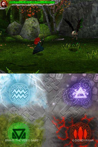 Merida: Das Videospiel - Screenshots - Bild 8