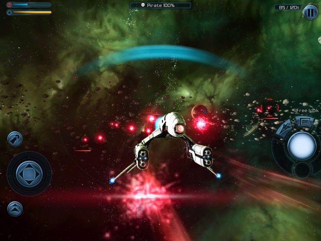 Galaxy on Fire 2 Add-on: Valkyrie - Screenshots - Bild 3
