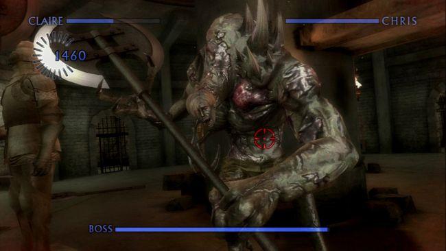 Resident Evil: The Darkside Chronicles HD - Screenshots - Bild 4