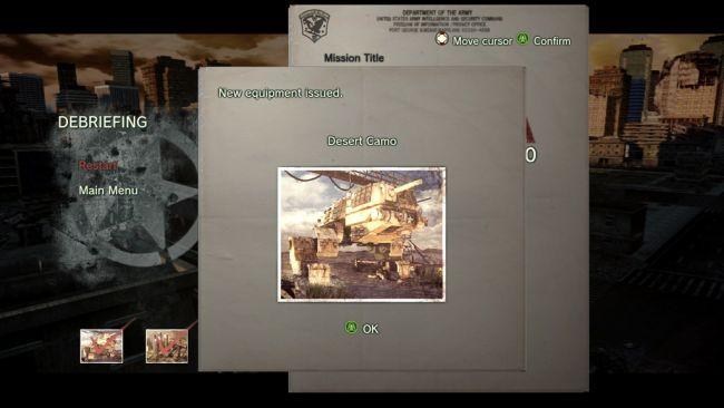 Steel Battalion: Heavy Armor - Screenshots - Bild 7