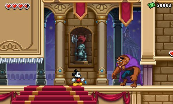 Disney Micky Epic: Macht der Fantasie - Screenshots - Bild 1