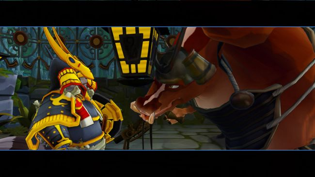 Sly Cooper: Thieves in Time - Screenshots - Bild 1