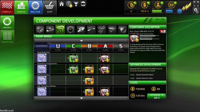 F1 Online: The Game - Screenshots - Bild 2