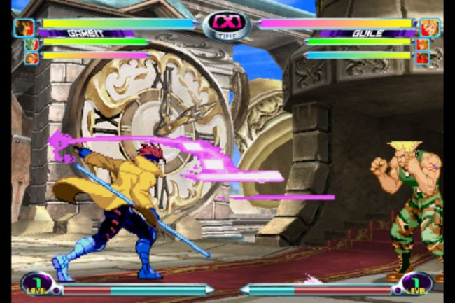 Marvel vs. Capcom 2 - Screenshots - Bild 5