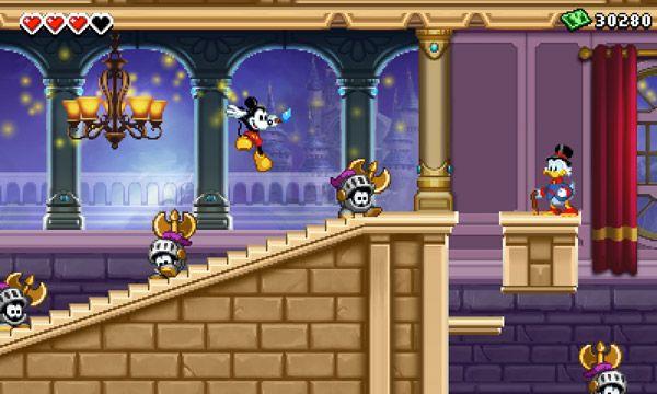 Disney Micky Epic: Macht der Fantasie - Screenshots - Bild 7