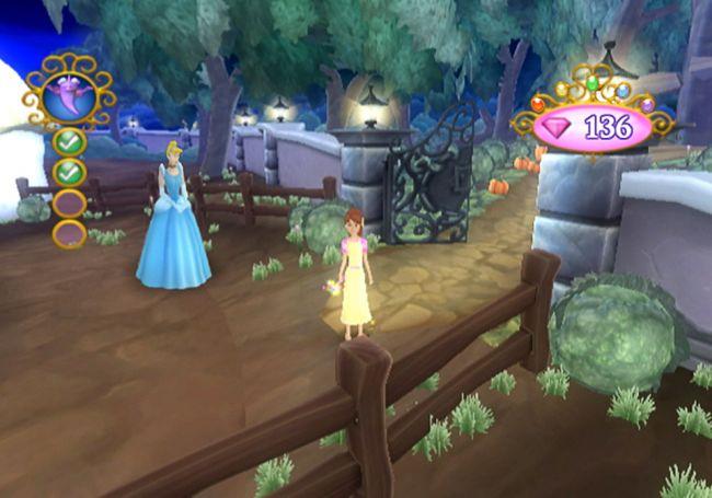 Disney Prinzessinnen: Mein märchenhaftes Abenteuer - Screenshots - Bild 3