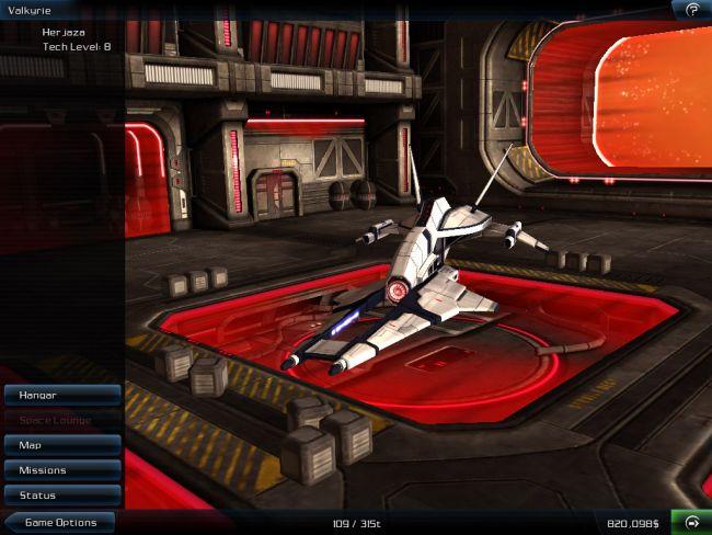 Galaxy on Fire 2 Add-on: Valkyrie - Screenshots - Bild 1