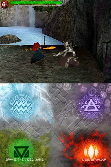 Merida: Das Videospiel - Screenshots - Bild 1