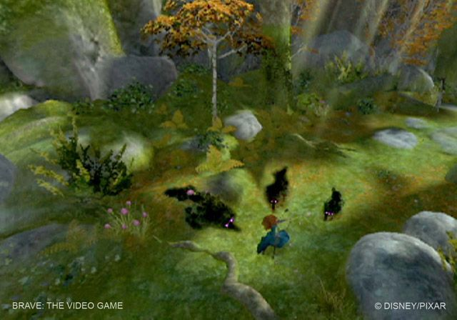 Merida: Das Videospiel - Screenshots - Bild 13