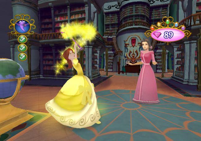 Disney Prinzessinnen: Mein märchenhaftes Abenteuer - Screenshots - Bild 2