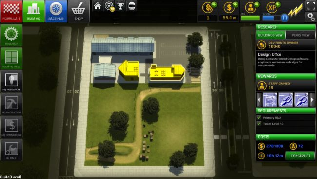 F1 Online: The Game - Screenshots - Bild 1