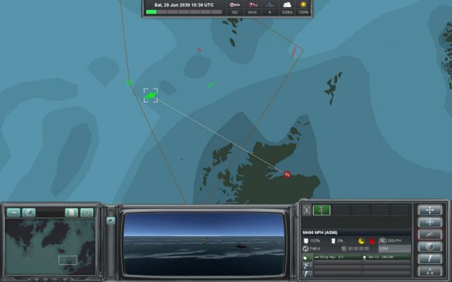 Naval War: Arctic Circle - Screenshots - Bild 9