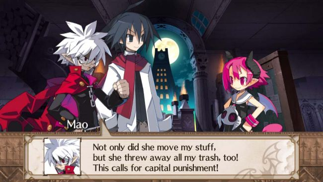 Disgaea 3: Absence of Detention - Screenshots - Bild 3