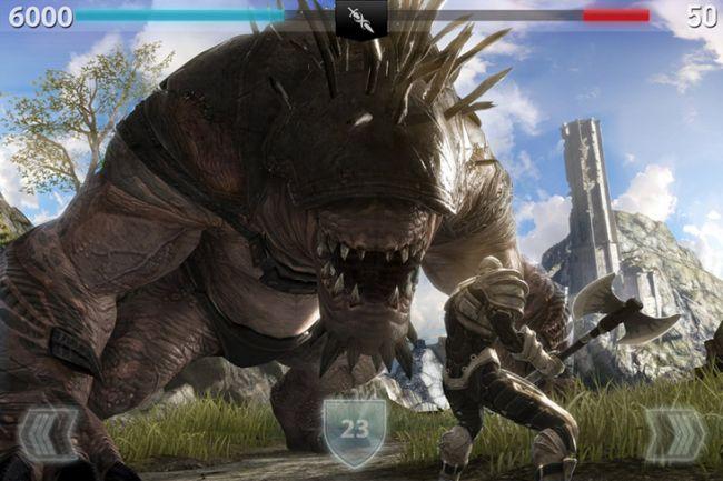 Infinity Blade 2 - Screenshots - Bild 4