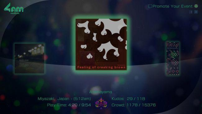 PixelJunk 4am - Screenshots - Bild 1