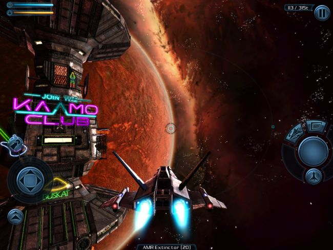 Galaxy on Fire 2 Add-on: Valkyrie - Screenshots - Bild 4