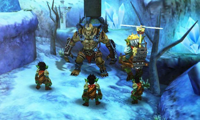 Heroes of Ruin - Screenshots - Bild 13