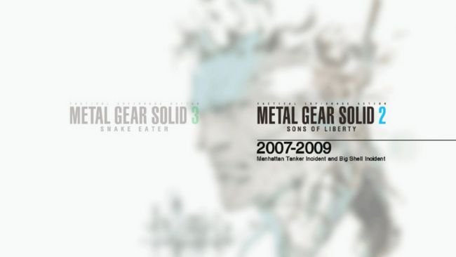 Metal Gear Solid HD Collection - Screenshots - Bild 1