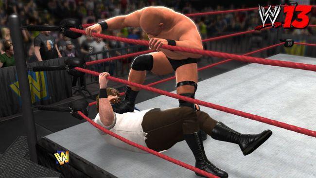 WWE '13 - Screenshots - Bild 8