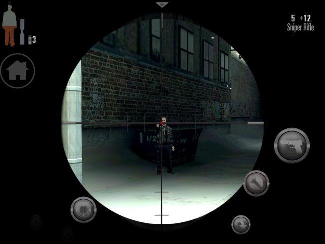 Max Payne Mobile - Screenshots - Bild 8