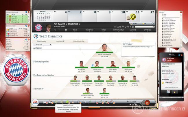 Fussball Manager 13 - Screenshots - Bild 5