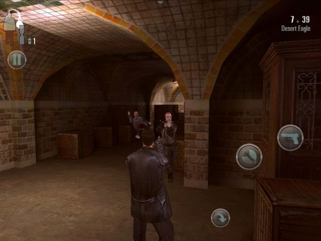 Max Payne Mobile - Screenshots - Bild 3