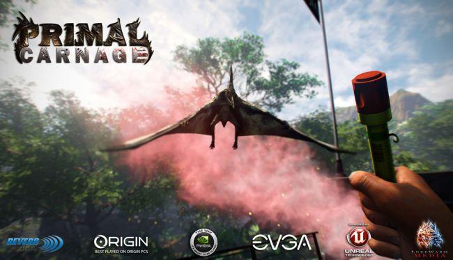 Primal Carnage - Screenshots - Bild 3