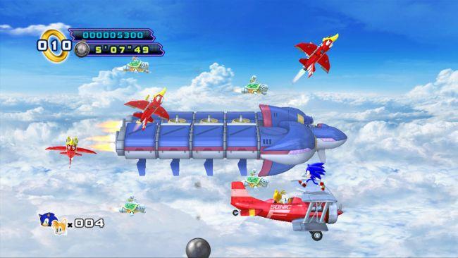 Sonic the Hedgehog 4: Episode 2 - Screenshots - Bild 13