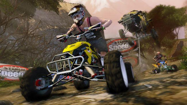 Mad Riders - Screenshots - Bild 2