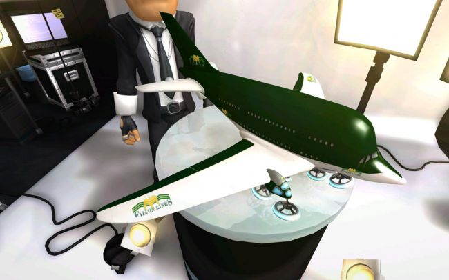 Airline Tycoon 2 DLC: Falcon Lines - Screenshots - Bild 1