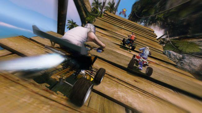 Mad Riders - Screenshots - Bild 1