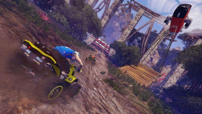 Mad Riders - Screenshots - Bild 4