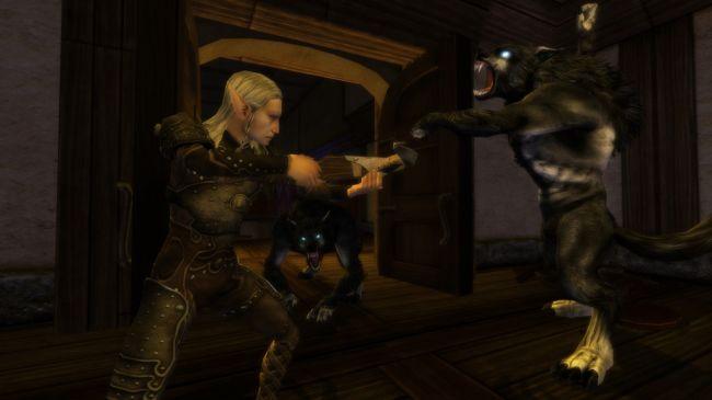 Dungeons & Dragons Online: Bedrohung durch das Unterreich - Screenshots - Bild 14