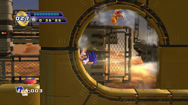 Sonic the Hedgehog 4: Episode 2 - Screenshots - Bild 16