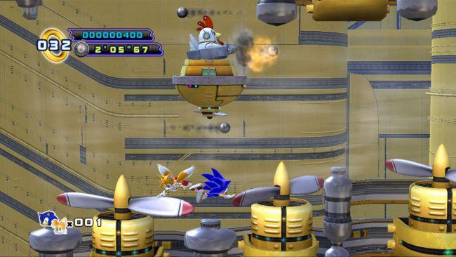 Sonic the Hedgehog 4: Episode 2 - Screenshots - Bild 24