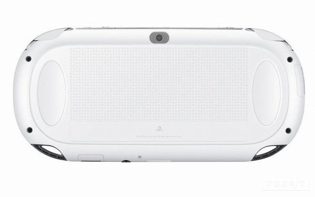 PlayStation Vita Crystal White Hardware-Fotos - Screenshots - Bild 5