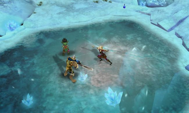 Heroes of Ruin - Screenshots - Bild 11