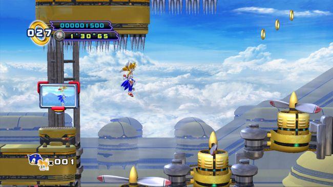 Sonic the Hedgehog 4: Episode 2 - Screenshots - Bild 28