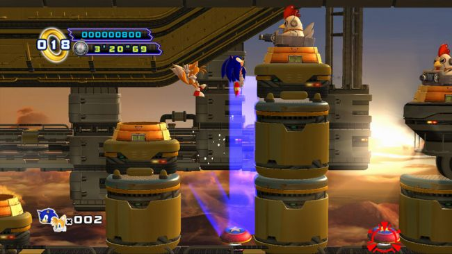 Sonic the Hedgehog 4: Episode 2 - Screenshots - Bild 15